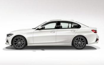 Η νέα BMW 330e Sedan