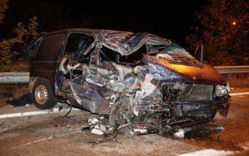 Συγκλονιστικές φωτογραφίες από το σφοδρό δυστύχημα στη Θεσσαλονίκη