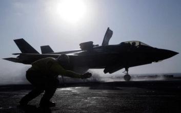 F-35: Η Ελλάδα στους πιθανούς αγοραστές, σύμφωνα με το Reuters