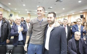 Υποψήφιος Περιφερειάρχης Στερεάς Ελλάδας ο Φάνης Σπανός