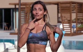 Στο Greece's Next Top Model η Βασιλική Μιλλούση