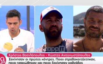 Η εισβολή του Survivor στο Nomads φέρνει τις πρώτες εντάσεις