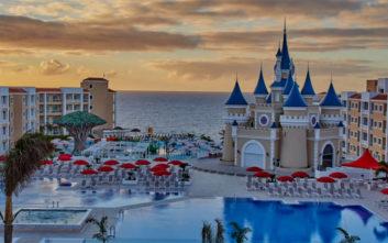 Το παραμυθένιο ξενοδοχείο της Τενερίφης με κόστος στα 90 εκατομμύρια
