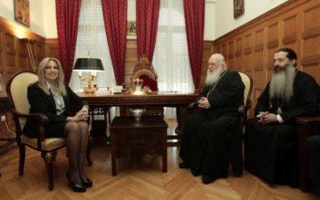 Διακομματική Επιτροπή στη Βουλή για τα θέματα Κράτους-Εκκλησίας προτείνει η Γεννηματά