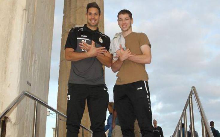 Η περίεργη κίνηση παικτών της Ντουντελάνζ στην Ακρόπολη