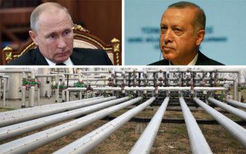 Σε ενεργειακό κόμβο εξελίσσεται η Τουρκία