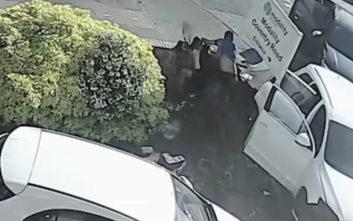 Η τρομακτική επίθεση με μαχαίρια μέρα μεσημέρι τους έφερε κατευθείαν στη φυλακή