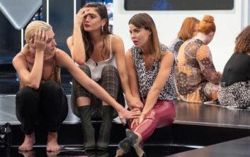 Η Εύη Ιωαννίδου εξηγεί το λόγο που δεν κάνει παρέα με τη Μέγκι Ντρίο