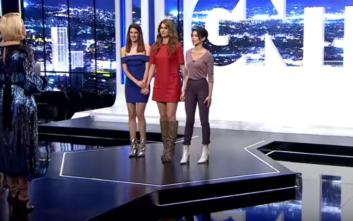 Αποχώρηση με αιχμές για τους κριτές στο Greece's Next Top Model
