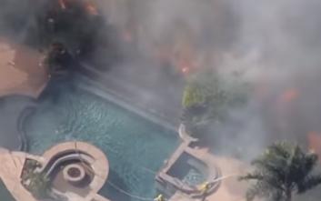 Οι φλόγες απειλούν το Μαλιμπού, 29 νεκροί και μάχη με επικίνδυνους ανέμους