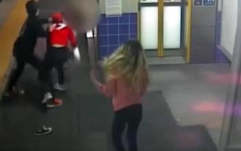 Την έσερναν και τη χτυπούσαν αλύπητα για να της κλέψουν την τσάντα