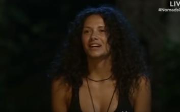 Τέλος το Nomads για τη Μαριάννα Καλέργη από το Survivor