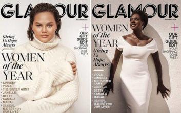 Αυτές είναι οι Γυναίκες της Χρονιάς του περιοδικού Glamour