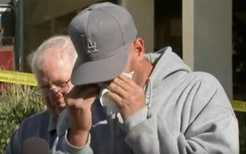 Πένθος και θρήνος στην Καλιφόρνια μετά την τυφλή επίθεση με 12 νεκρούς
