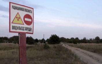 Βίντεο συλλαμβάνει την απόλυτη εγκατάλειψη στη ζώνη αποκλεισμού της Λευκορωσίας