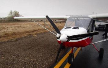 Δύο 15χρονα έκλεψαν, πέταξαν και προσγείωσαν με ασφάλεια μικρό αεροπλάνο
