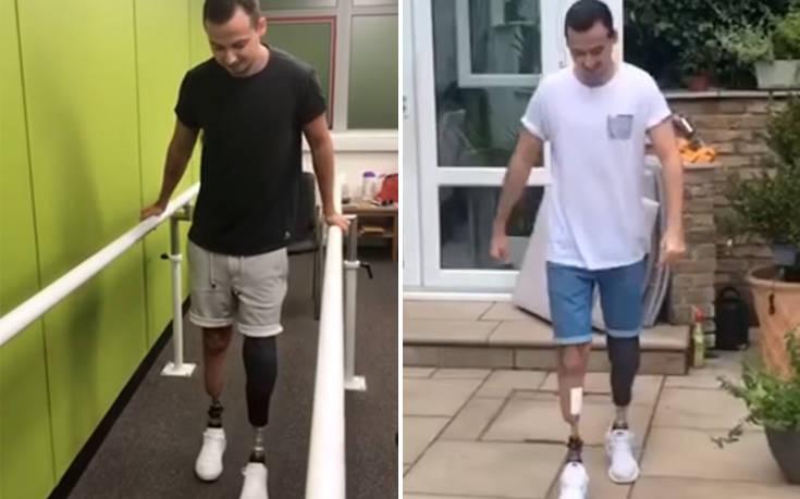 Πλήρωσε 72.000 ευρώ για να του… κόψουν το πόδι