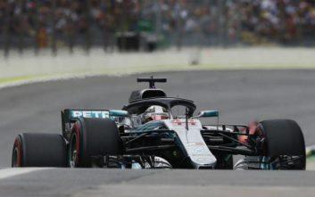Απόλυτη κυριαρχία Χάμιλτον και Mercedes στη Γαλλία