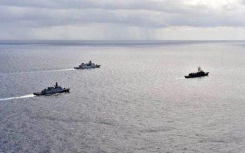 «Ελληνικό ερευνητικό σκάφος έφτασε έξω από το Κουσάντασι»