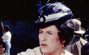 Έφυγε από τη ζωή η κυρία Όλσεν από το «Μικρό σπίτι στο λιβάδι»