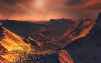 Νέος εξωπλανήτης ανακαλύφθηκε στη γειτονιά μας