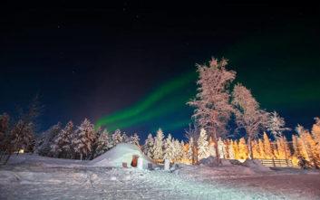 Μια μαγευτική ταξιδιωτική εμπειρία φυτεμένη στον πάγο