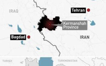Περισσότεροι από 400 τραυματίες από το σεισμό στο Ιράν