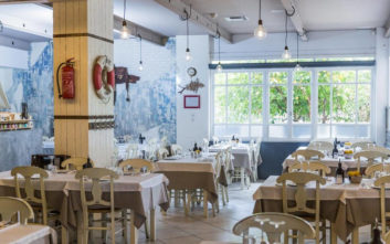 Η θαλασσινή κουζίνα του Τραβόλτα είναι μια γευστική εμπειρία που θα σου μείνει αξέχαστη