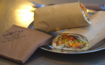 Mirch, street food αλά ινδικά στην καρδιά της Αθήνας