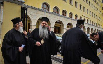 Οι θέσεις της Εκκλησίας για την αναθεώρηση του Συντάγματος