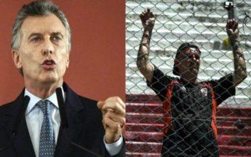 Ο Μάκρι που απέτυχε να κάνει την Αργεντινή... Μπόκα