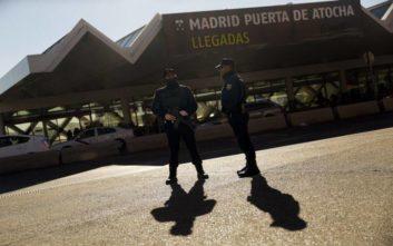 Έληξε ο συναγερμός στη Μαδρίτη