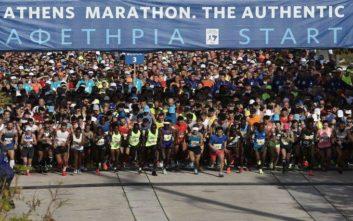 Ξεπέρασαν τους πενήντα χιλιάδες οι δρομείς που θα τρέξουν την Κυριακή στον Μαραθώνιο