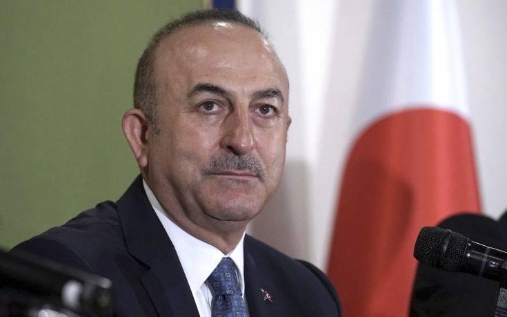 Τσαβούσογλου: Η Τουρκία δεν θα παραιτηθεί ποτέ από την υπόθεση Κασόγκι