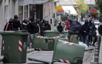 Τέσσερις προσαγωγές μετά τη μαθητική πορεία στη Θεσσαλονίκη