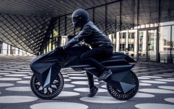 Η NERA φέρνει μια νέα εποχή στον τρόπο κατασκευής μοτοσυκλετών