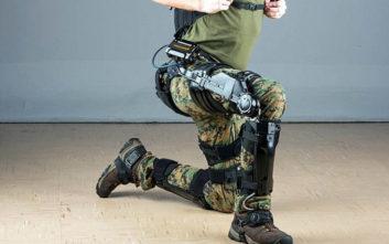 Ο υπερ-στρατιώτης του Πενταγώνου ετοιμάζεται ολοταχώς