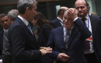 Σολτς μετά τη συνάντηση με Τσίπρα: Η Ευρώπη είναι το κοινό μας μέλλον κι έχουμε μεγάλη ευθύνη