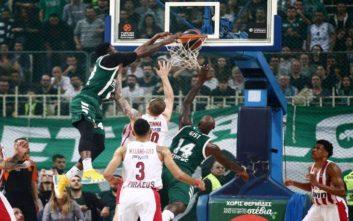 Ολυμπιακός: Αποβολή του Παναθηναϊκού και του Δ. Γιαννακόπουλου από την Euroleague