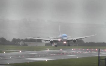 Δύσκολες προσγειώσεις αεροπλάνων