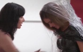 Αποκαλυπτικό ατύχημα στο Greece's Next Top Model σταμάτησε τη φωτογράφιση