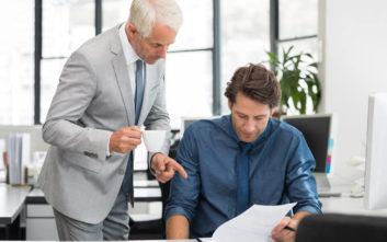 Να τι πρέπει να κάνουν οι διευθυντές για να δουλεύουν περισσότερο οι υπάλληλοι
