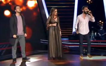 Παίκτης του Μαραβέγια αποχώρησε οικειοθελώς από το The Voice
