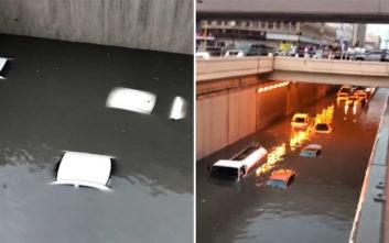 Δείτε ένα ποτάμι… αυτοκινήτων στη Σαουδική Αραβία