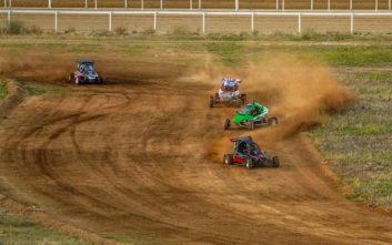 Στον Ιππόδρομο Μαρκόπουλου ο 4ος γύρος του Dirt Games
