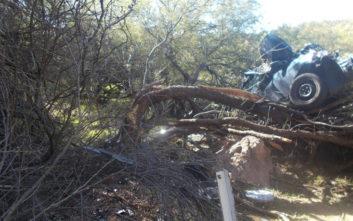 Γυναίκα επέζησε στην έρημο έξι ημέρες μετά το ατύχημα με το αυτοκίνητό της