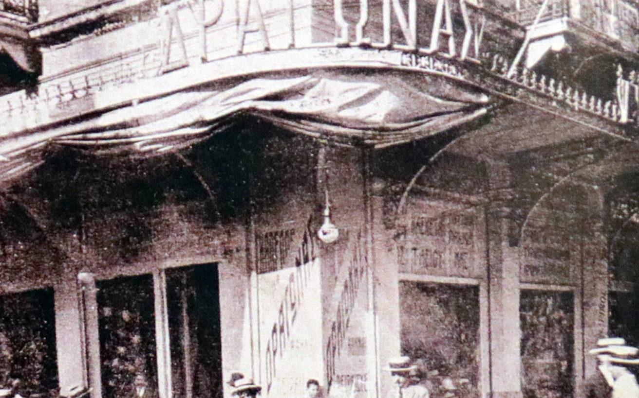Το ιστορικό κατάστημα στην Ομόνοια και το άδοξο τέλος του