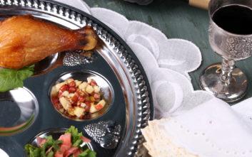 Οι άγνωστες διατροφικές συνήθειες των Ελλήνων Εβραίων και οι ρίζες τους