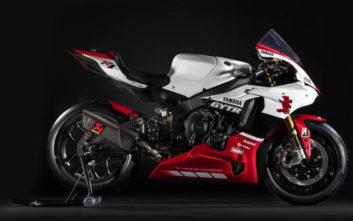 Με συλλεκτική έκδοση γιορτάζει η Yamaha τα 20 χρόνια της YZF-R1