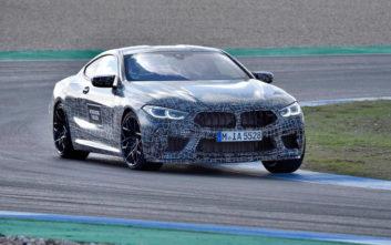 Στην τελική ευθεία η νέα BMW M8